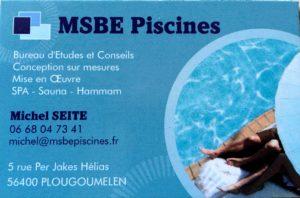 MSBE Piscines